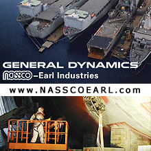 General Dynamics NASSCO-Earl Industries